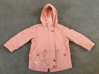 Girls Spring/Summer Jacket, 2-3 years from Next in Excellent condition