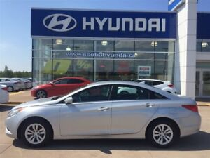 2013 Hyundai Sonata GL 2.4L  New MVI excellent on fuel