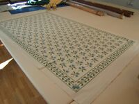 Laura Ashley Cotton Floor Rug