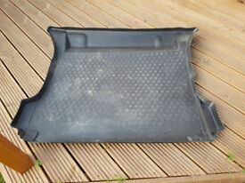 Peugeot 308SW Genuine Boot Tray