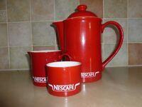 Nescafe Coffee Set