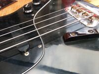 1978 Fender Musicmaster bass guitar USA