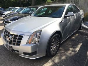 2012 Cadillac CTS AWD | NO ACCIDENTS | LEATHER Kitchener / Waterloo Kitchener Area image 6