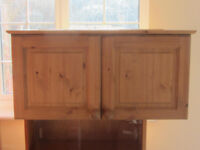 Wooden Top Box for wardrobe