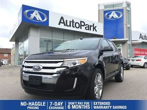 2014 Ford Edge SEL/BLUETOOTH/LEATHER/HEATED SEATS/NAVIGATION/PAN