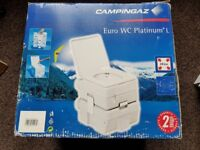 Portable Toilet Travel Mobile Camping WC 20 litre