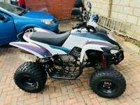 Adly ATV 400cc quad bike road legal