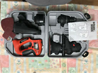 Drill Driver Cordless (Black And Decker Quattro)