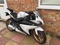 QUICK SALE YAMAHA YZF-R125 EXCELLENT CONDITION SPORTS 125cc LEARNER LEGAL