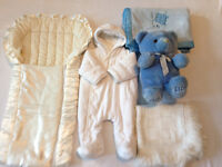 Baby Boy Clothes Bundle Age 0-3 Years