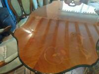 Italian Dining Table and Chairs / Shabby Chic Project