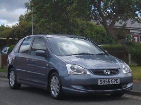 Honda Civic 1.4 i SE Hatchback 5dr£999 p/x welcome 1 OWNER,FULL MOT,LOW MILEAGE