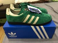 Adidas Dublin St Patricks Day UK9 Green Size Exclusive 1/1500