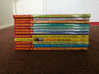 Horrid Henry books X12