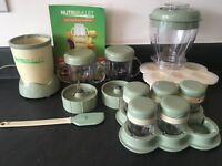 Nutribullet baby food blender
