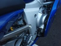 R6 Yamaha Only 8,120 miles from new !!! and now just £2450 or P/X for Suzuki GSX 1400 or Yamaha XJR