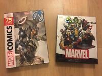 Marvel Hardback Books