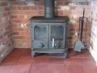 Morso Panther stove