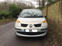 Renault modus for sale, MOT, drives nice.