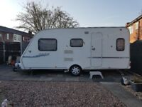 Sprite Major 5 2007 caravan with 2 awnings, 2 extensions, pwer mover and many extras