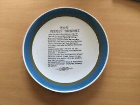 Ironstone Ware Pavlova Recipe Baking and Serving Plate