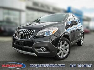2014 Buick Encore Leather AWD  - Certified - $166.20 B/W