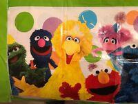 Sesame Street/Elmo Party Tablecloth