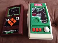 Retro Electronic Games x 2