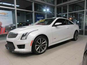 2016 CADILLAC ATS-V COUPE Twin Turbo Premium