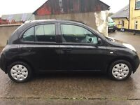 Nissan micra. Great car. 5 door. Low mileage. Low tax and insurance. Easy on petrol. Cheap to run.