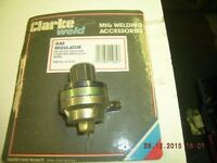 Clarke Gas Regulator/Converter for No Gas Mig Welder 8132000