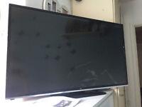 """JVC Smart TV LT-50C750 50"""" 1080p HD LED LCD Internet TV"""