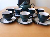 Denby tea set and mugs
