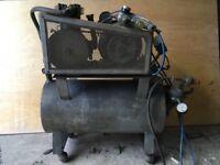 Air Compressor for Repair or Spares - Good Motor