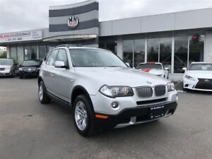 2008 BMW X3 XDrive AWD Only 146,000Km Fully Loaded
