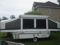 Tent trailer Pinto
