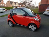2007 Smart Fortwo PURE 71 AUTO .......Only 53.000 miles