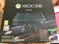 Xbox One Limited Edition Forza 6 console