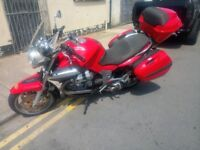 Moto Guzzi Breva 1200. Very rare model