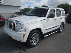 2008 Jeep Liberty Limited Edition - NAVI, TOIT PANO, CUIR -