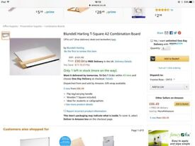T Square A2 Drawing Board, Blundell Harling