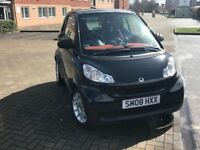 Smart fortwoedit 1.0 Passion 2dr 2008 Panoramic Roof Finance Available