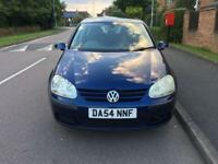 2004 Volkswagen Golf 1.9 TDI SE Diesel in Metallic Blue