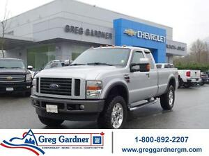 2008 Ford F-350 FX4 SuperDuty