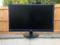 """AOC E2770SHE 27"""" LED full HD Monitor"""