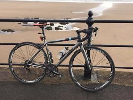 Chris hoy. Sa calobra road bike