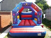 £50 Kids Only Bouncy Castle Hire for 1 Day - 24/7 Availability - Book Now