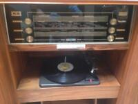 Record player vintage