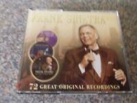 Three box set of CD's Frank Sinatra very good condition