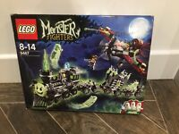 Lego Monster Fighters - Ghost Train #9467